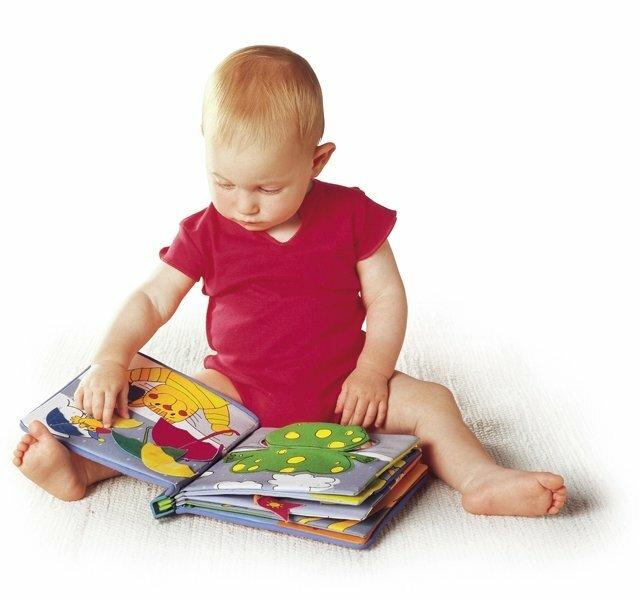 Развивающие книги для детей (1— 2 года)