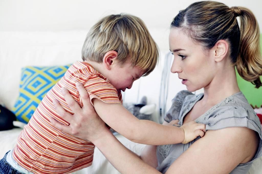 Раздражает собственный ребенок? это нормально!