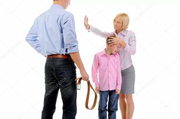 Можно ли бить детей и шлепать по попе рукой, ремнем для воспитания