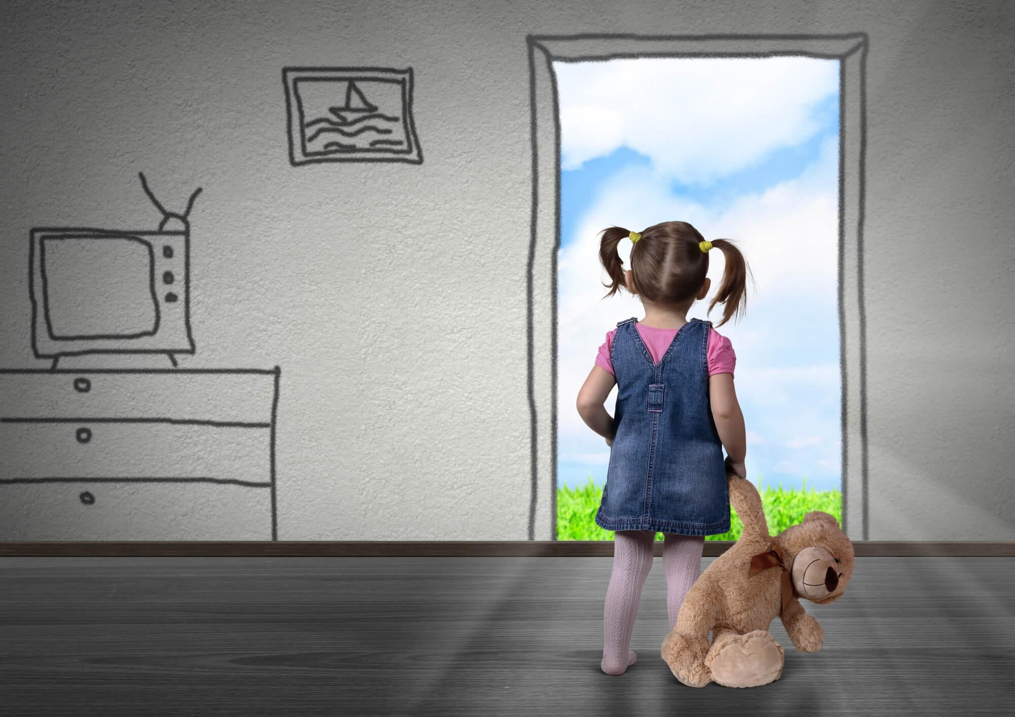 5 вещей, которые не делает по-настоящему счастливый ребенок