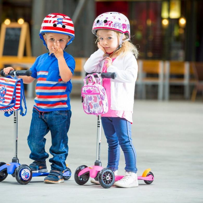 Самокат для детей от 6 лет: как выбрать модель для девочки и мальчика? рейтинг моделей с большими колесами и обзор трехколесных самокатов