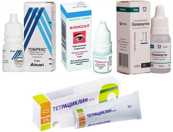 Конъюнктивит у ребенка: лечение в домашних условиях быстро (народные средства, капли, промывания)