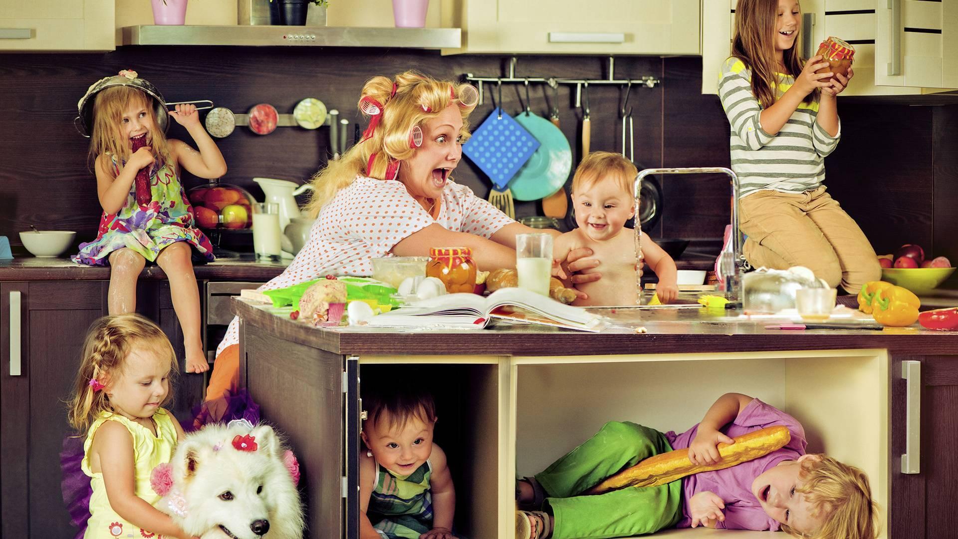 5 ошибок, убивающих любовь после рождения детей