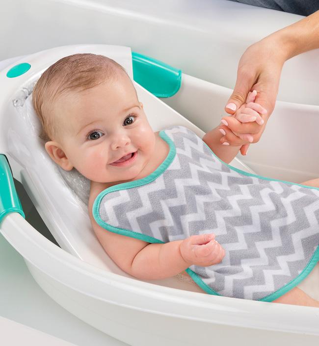 Детские ванночки для новорожденных: разновидности, как и какую выбрать