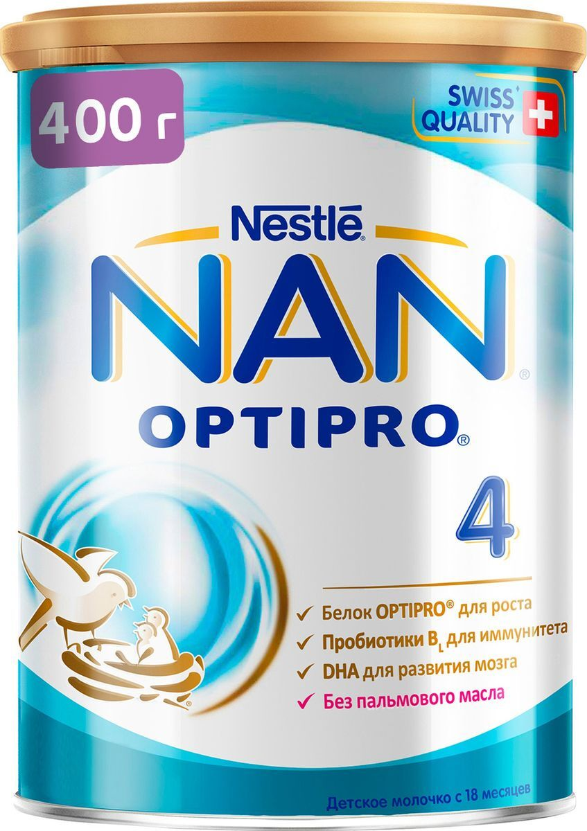 «nan  organic»: описание, состав, особенности