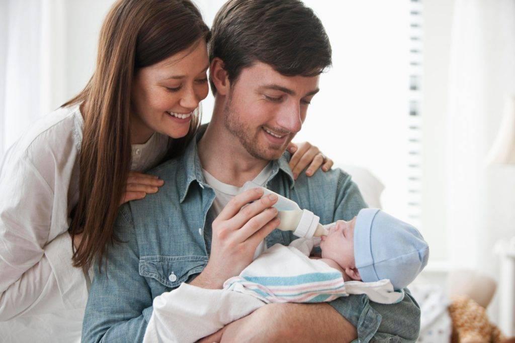 Испортились отношения с мужем после рождения ребенка