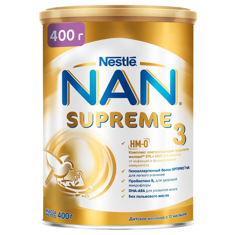 Детские смеси нан (nan)