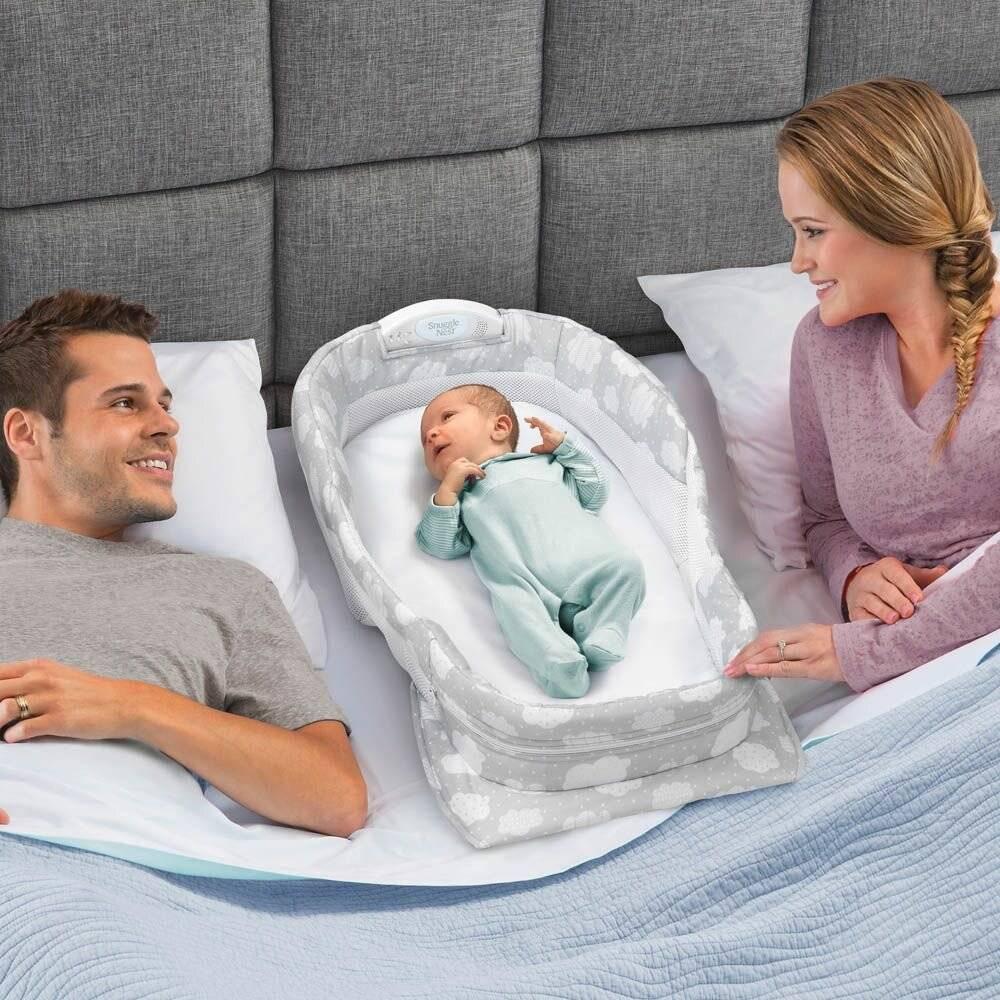 Совместный сон с ребенком: «за» и «против», как правильно организовать + советы доктора комаровского