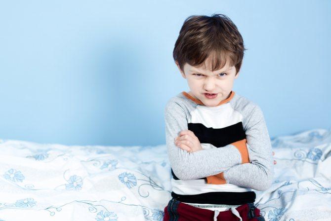 Правильный подход к детским истерикам