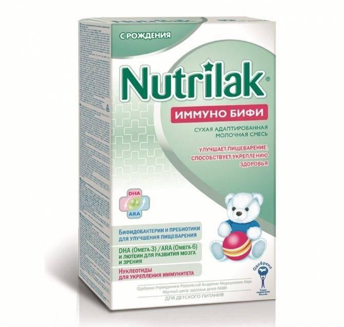 Антирефлюксные смеси для новорожденных — правила кормления
