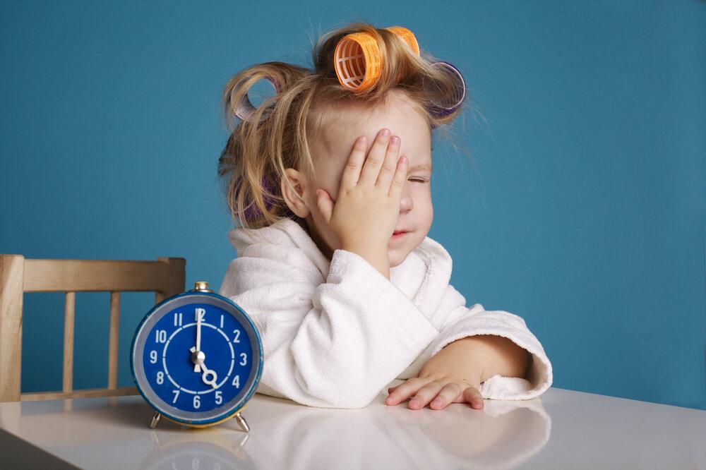 Как будить ребенка по утрам правильно?
