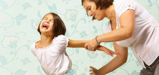 Ребёнок дерётся: выживет сильнейший или вмешаются родители