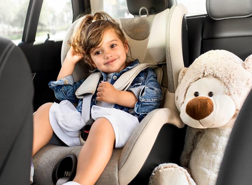Новый закон о детских автокреслах
