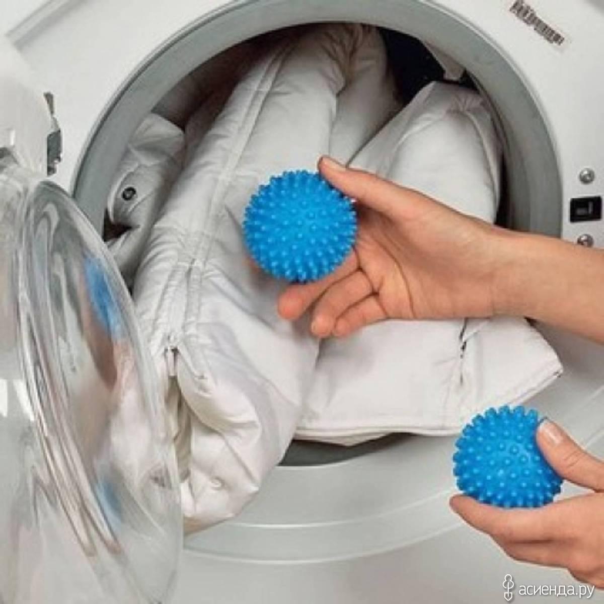 Стирка вязаных вещей в стиральной машине