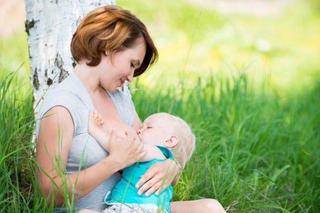 Кормление грудью и детский сад – возможно ли совместить?