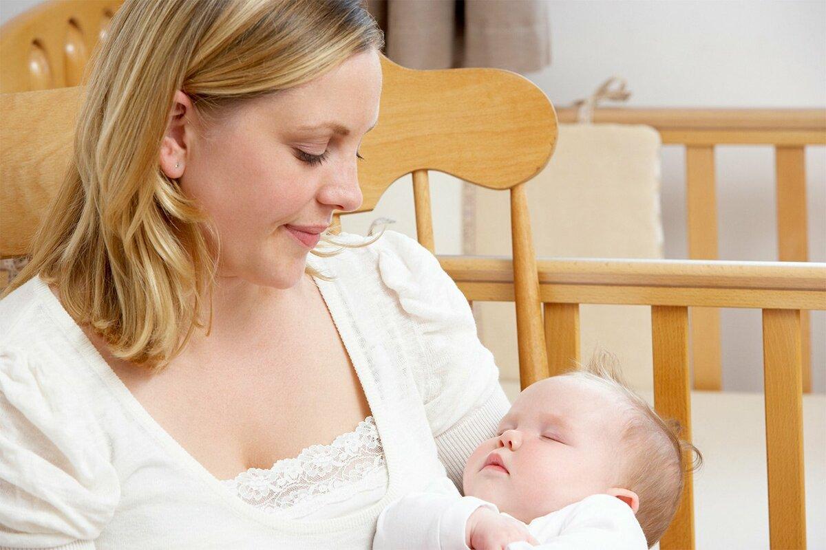 Укачивать или нет. проблемы со сном у ребенка до года