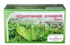 Лечение кашля у детей с помощью трав: отвар подорожника и другие эффективные средства