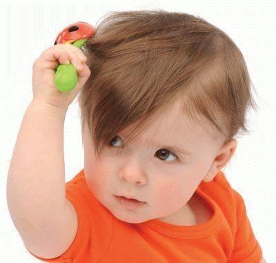 У ребенка выпадают волосы причины комаровский - советы врачей