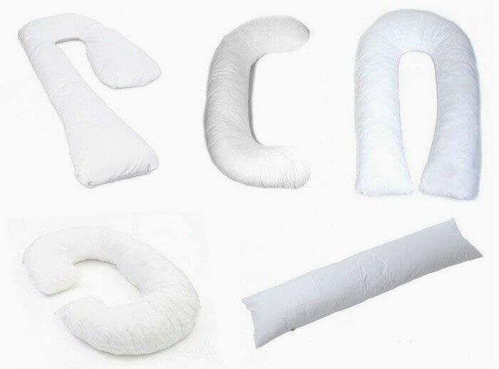 Подушка для беременных и кормящих: какая лучше, фото, отзывы о формах, описание наполнителей. как пользоваться специальной подушкой