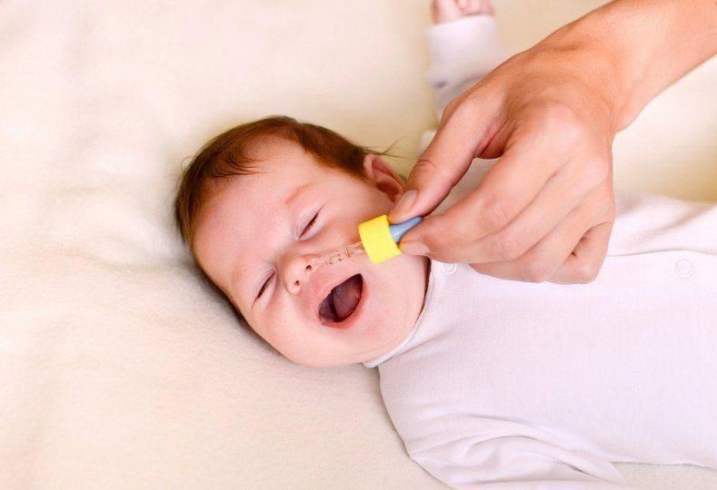 У ребенка заложен нос, но нет соплей – как и чем лечить заложенность