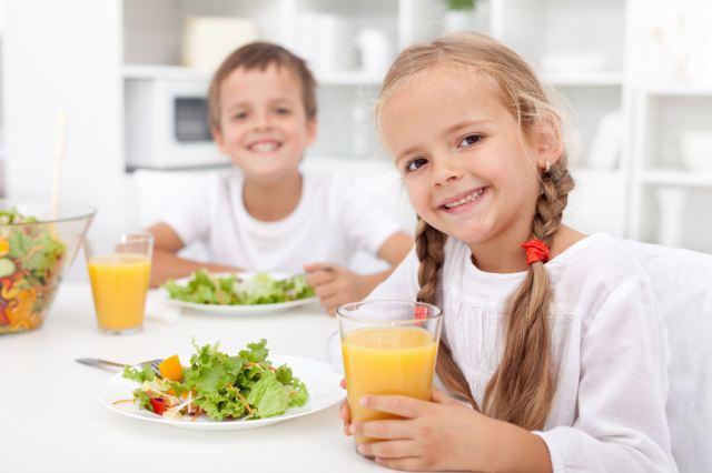 4 лучших способа укрепить иммунитет ребенка. Витаминное меню на каждый день от Family is