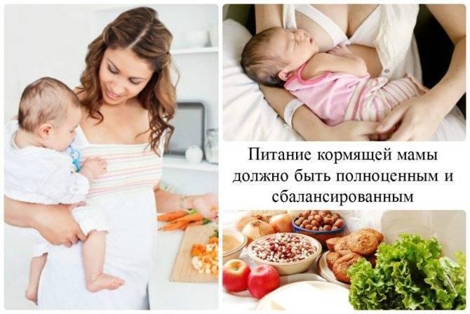 Диета кормящей мамы при коликах у ребенка: общие правила, как самостоятельно составить рацион, рецепты