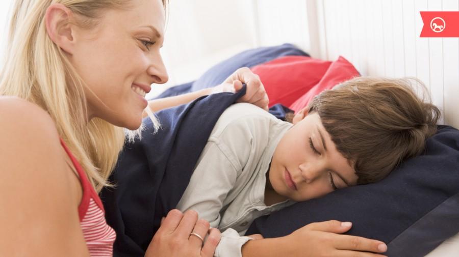 Как разбудить ребенка в садик без слез и истерик