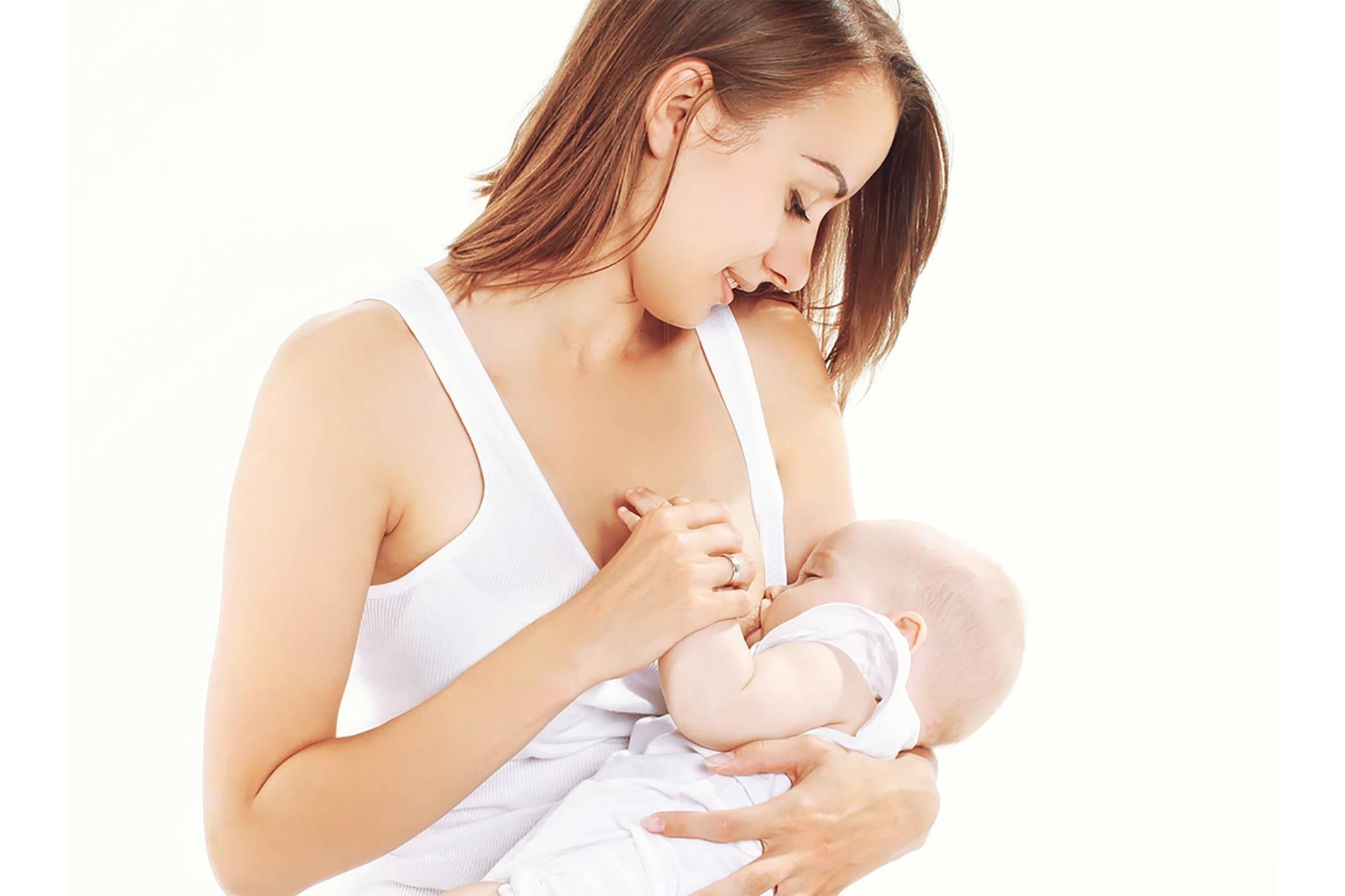 10 советов, чтобы грудь при грудном вскармливании оставалась красивой