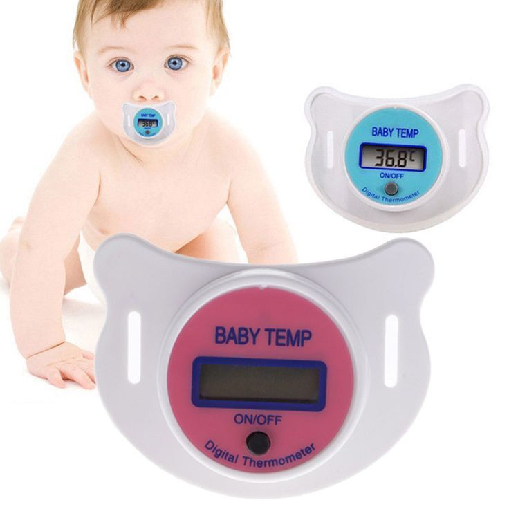 Соски-термометры: обзор, отзывы