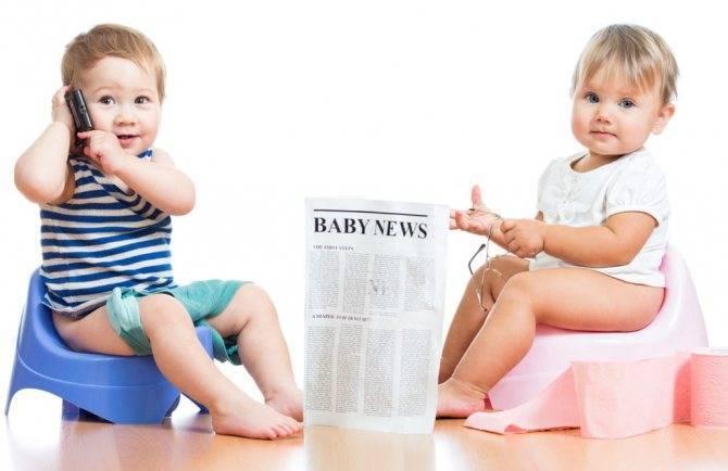 Когда и как отучить ребенка от памперсов? | уроки для мам