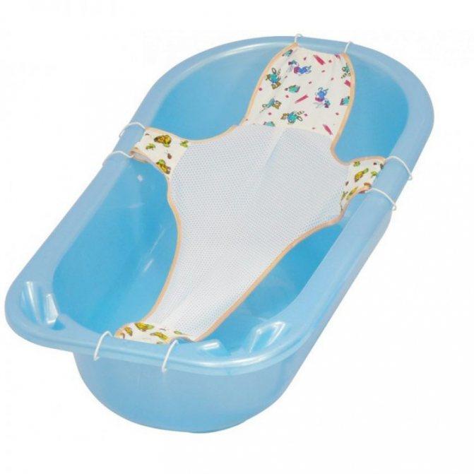Гамак для купания новорожденных: нужен ли он и как выбрать правильный?