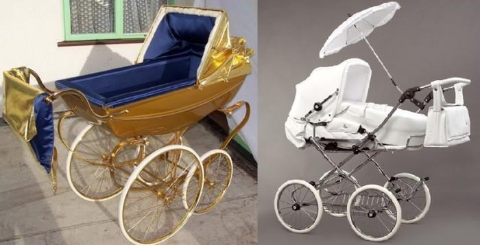 Лучшие коляски для новорожденных - фото на что обратить внимание