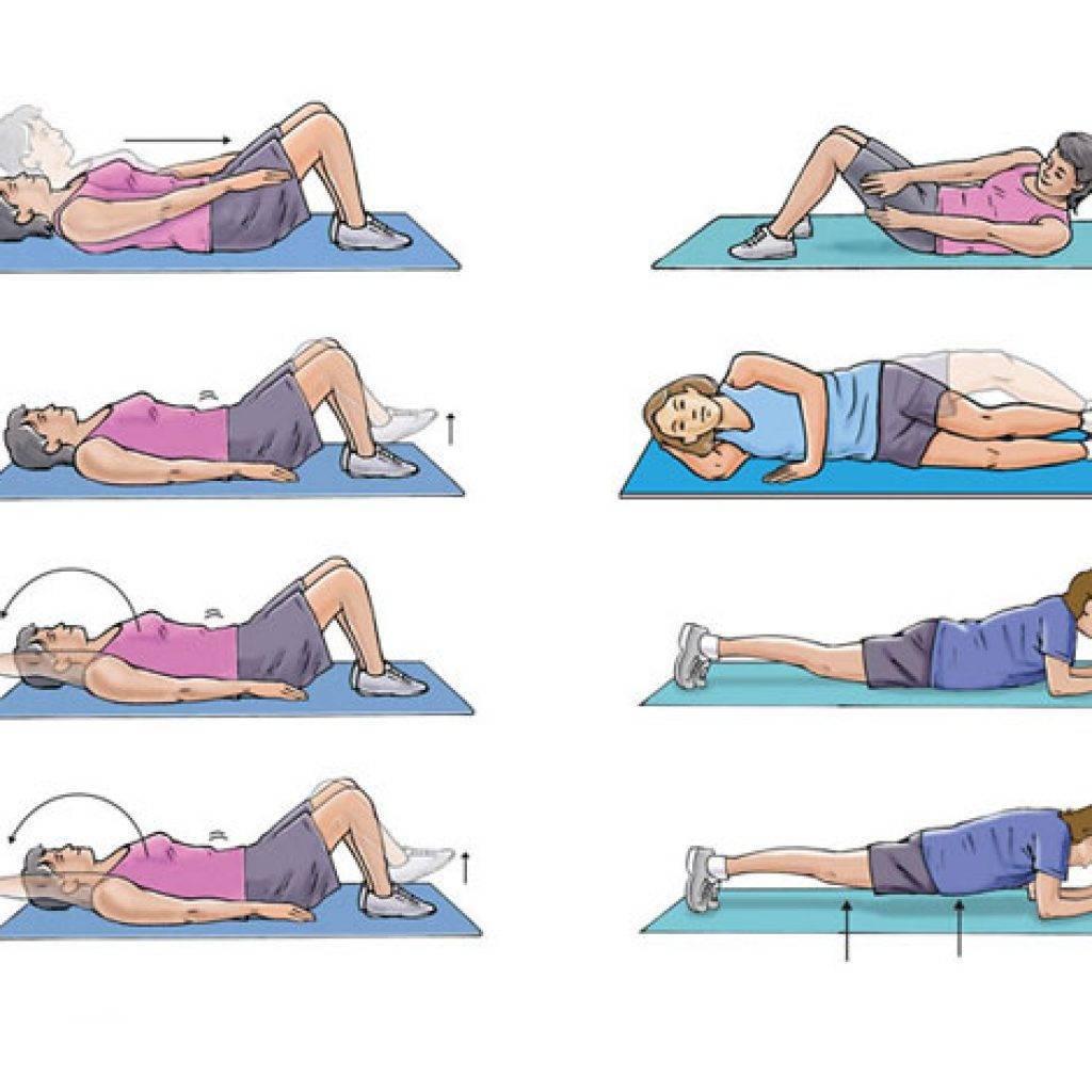 Упражнения после родов для живота: как восстановить прежнюю форму / mama66.ru