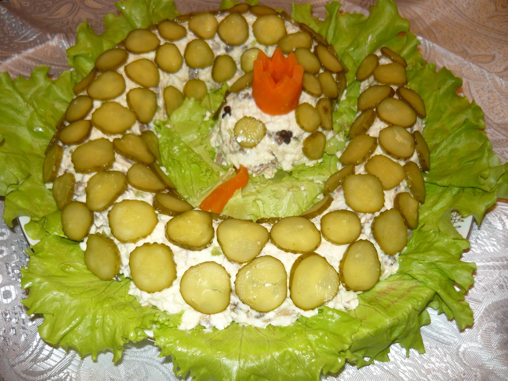 Вкусные и полезные салаты на детский праздник