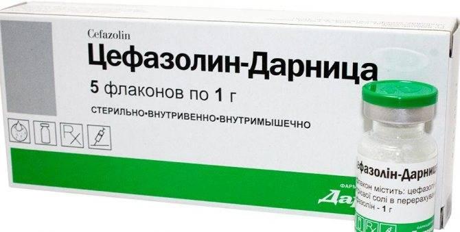 Инструкция по применению препарата цефазолин детям и правильная дозировка уколов