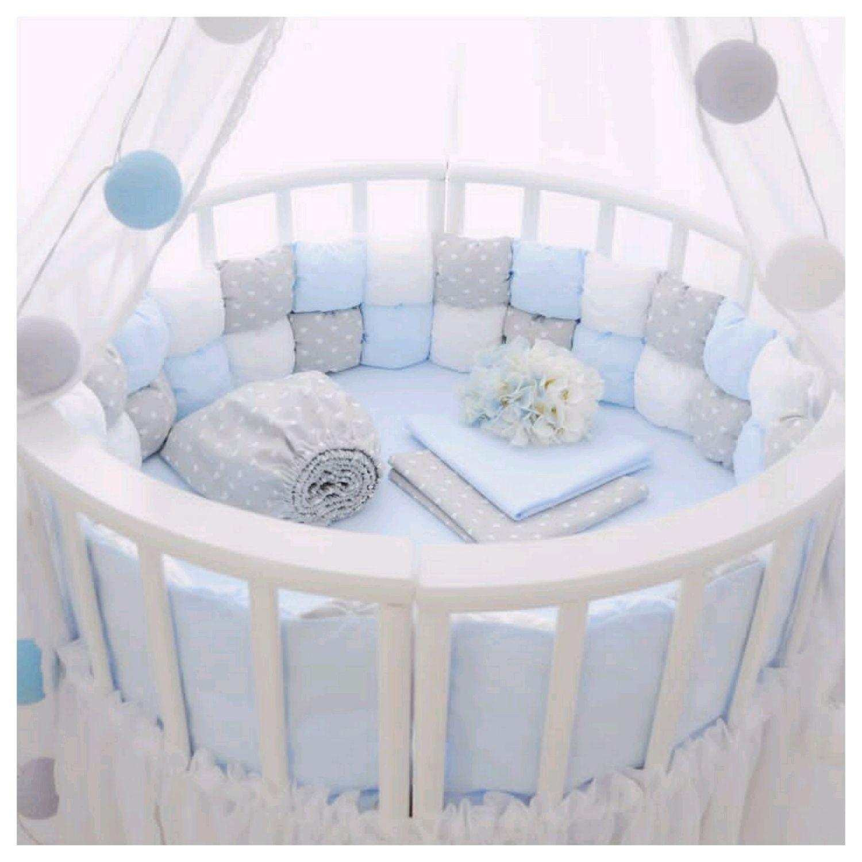 Что нужно в кроватку для новорожденного: список необходимых вещей и аксессуаров в детскую колыбель, которые должны быть