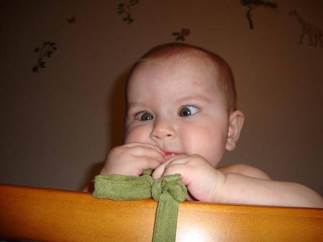 Как определить косоглазие у новорожденного