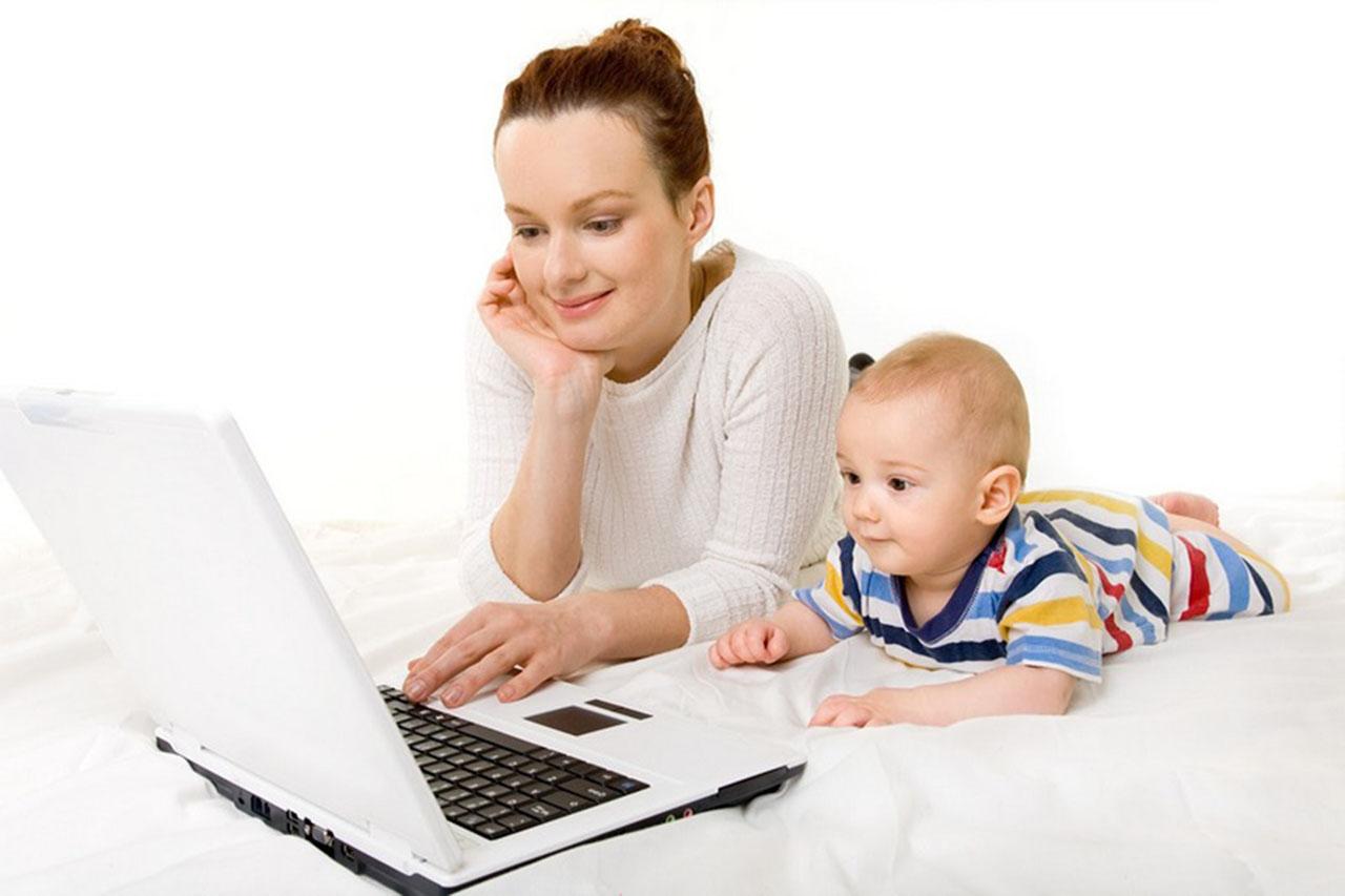 Список идей чем заработать маме в декрете