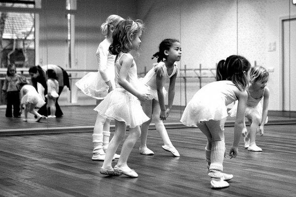 Танец как средство развития личности ребенка