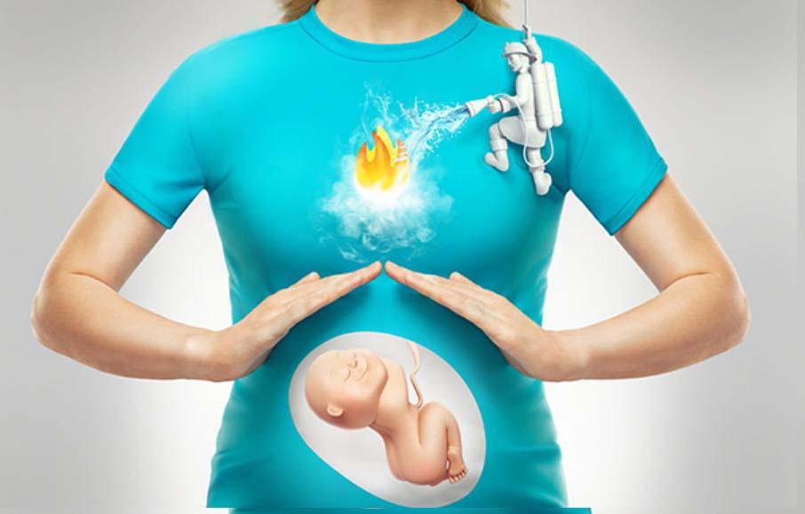 Изжога при беременности: как избавиться в домашних условиях