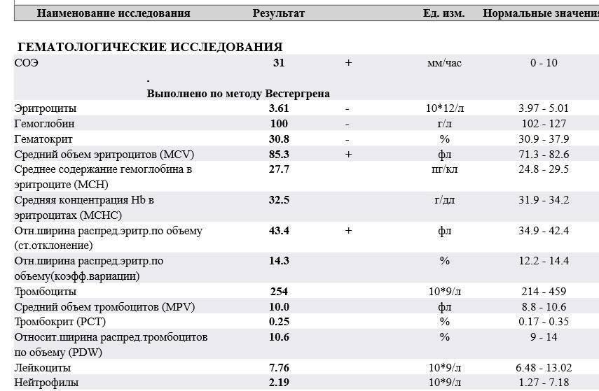 Повышенные лимфоциты в крови у ребенка: причины превышения нормы, способы лечения и нормализации показателя