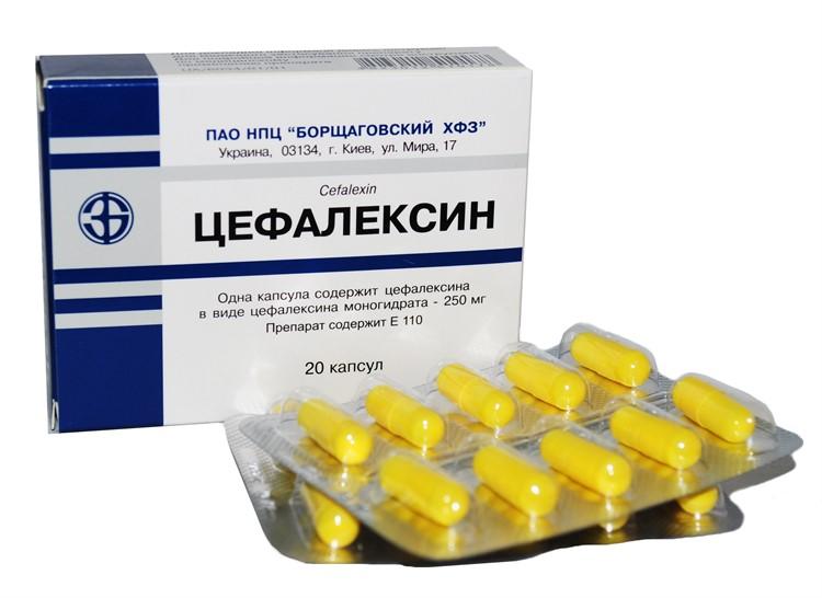 Суспензия для детей цефалексин 250 мг инструкция по применению антибиотика, дозировка препарата
