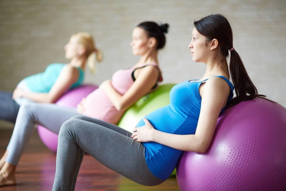 ТОП-8 видов спорта для беременных