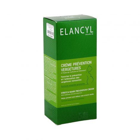 Крем против растяжек galenic elancyl для профилактики