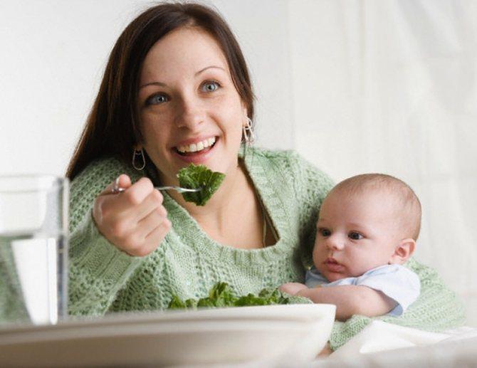 Можно ли укроп кормящей маме? | уроки для мам