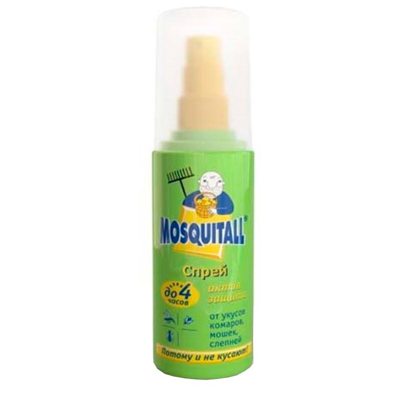 Средства от комаров для самых маленьких