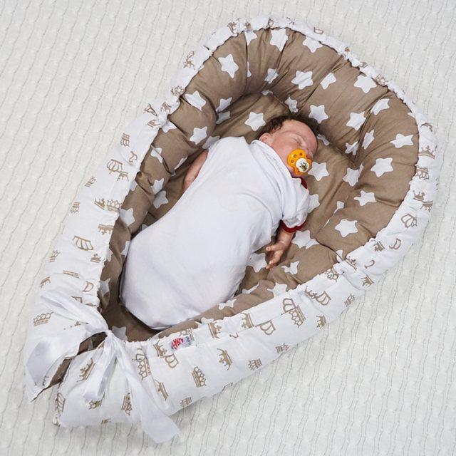 Как своими руками в домашних условиях сшить кокон для новорожденных