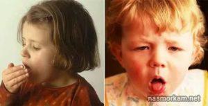 Кашель до рвоты у ребенка: что делать, как снять приступ, основные причины
