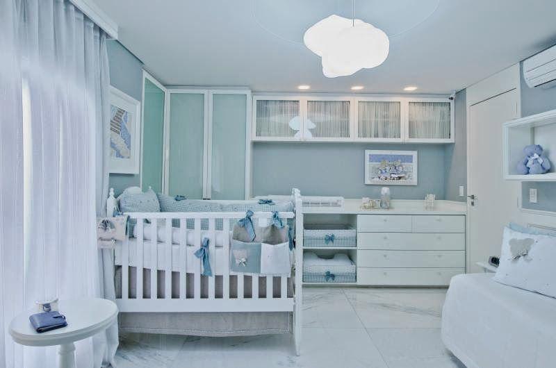 Правильная подготовка детской комнаты для новорожденного младенца