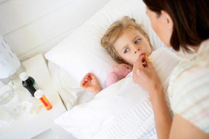 Дизентерия у детей: симптомы, лечение и профилактика